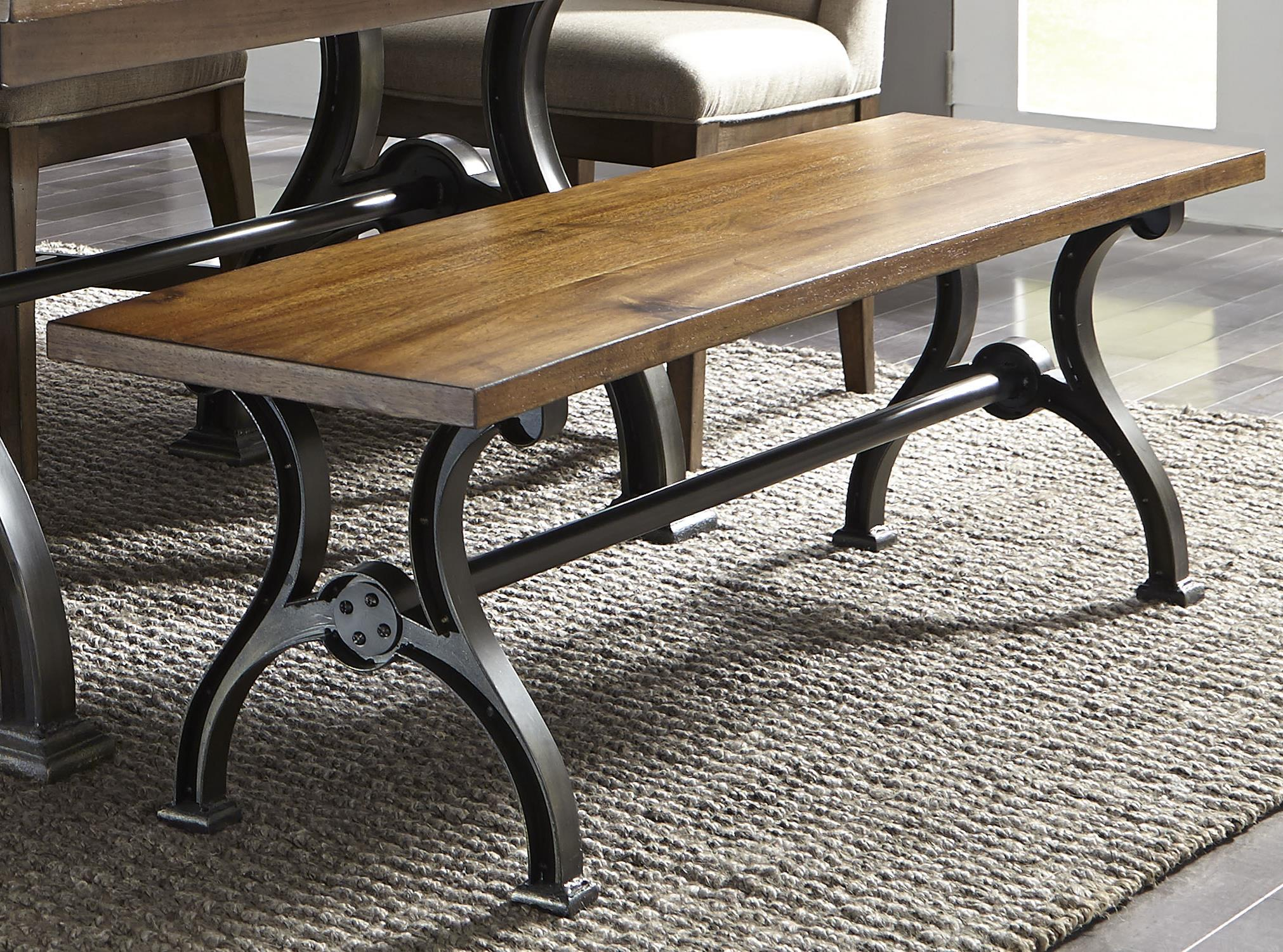 Industrial Dining Bench