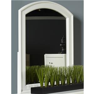 Mirror with Arched Frame