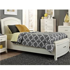 Vendor 5349 Avalon II Full Storage Bed
