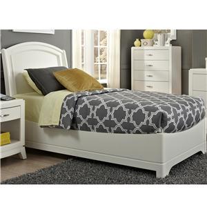 Vendor 5349 Avalon II Twin Platform Bed