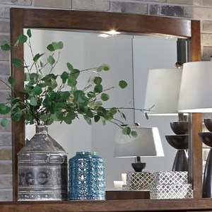 Lighted Dressing Chest Mirror
