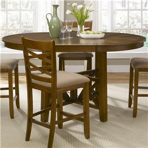 Gathering Height Pub Table with Butterfly Leaf