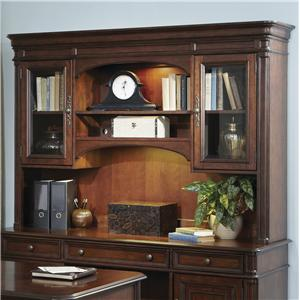 Liberty Furniture Brayton Manor Jr Executive Credenza Hutch