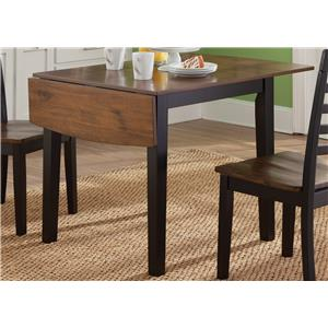 Drop Leaf Table with 2 9