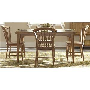 Liberty Furniture Candler Table and Chair Set
