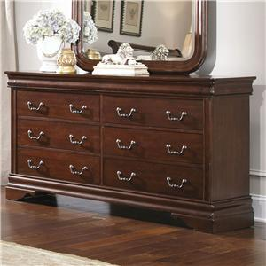 Vendor 5349 Carriage Court Single Dresser