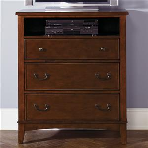 Vendor 5349 Chelsea Square Youth 3-Drawer Chest