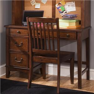 Single Pedestal Student Desk