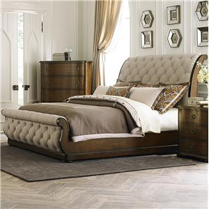Liberty Furniture Cotswold  King Sleigh Bed