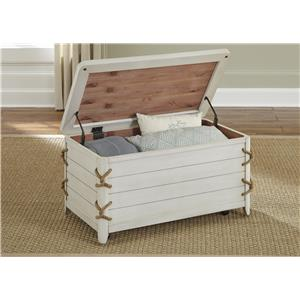 Liberty Furniture Dockside II Storage Trunk