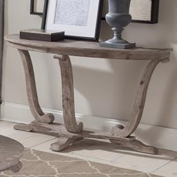 Liberty Furniture Greystone Mill Sofa Table