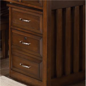 Liberty Furniture Hampton Bay  Mobile File Cabinet