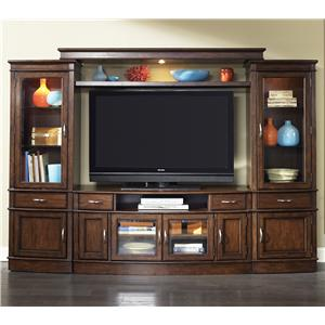 Complete TV Entertainment Center
