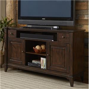 Liberty Furniture Harbor Ridge TV Console