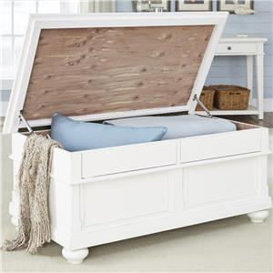 Liberty Furniture Harbor View Storage Trunk