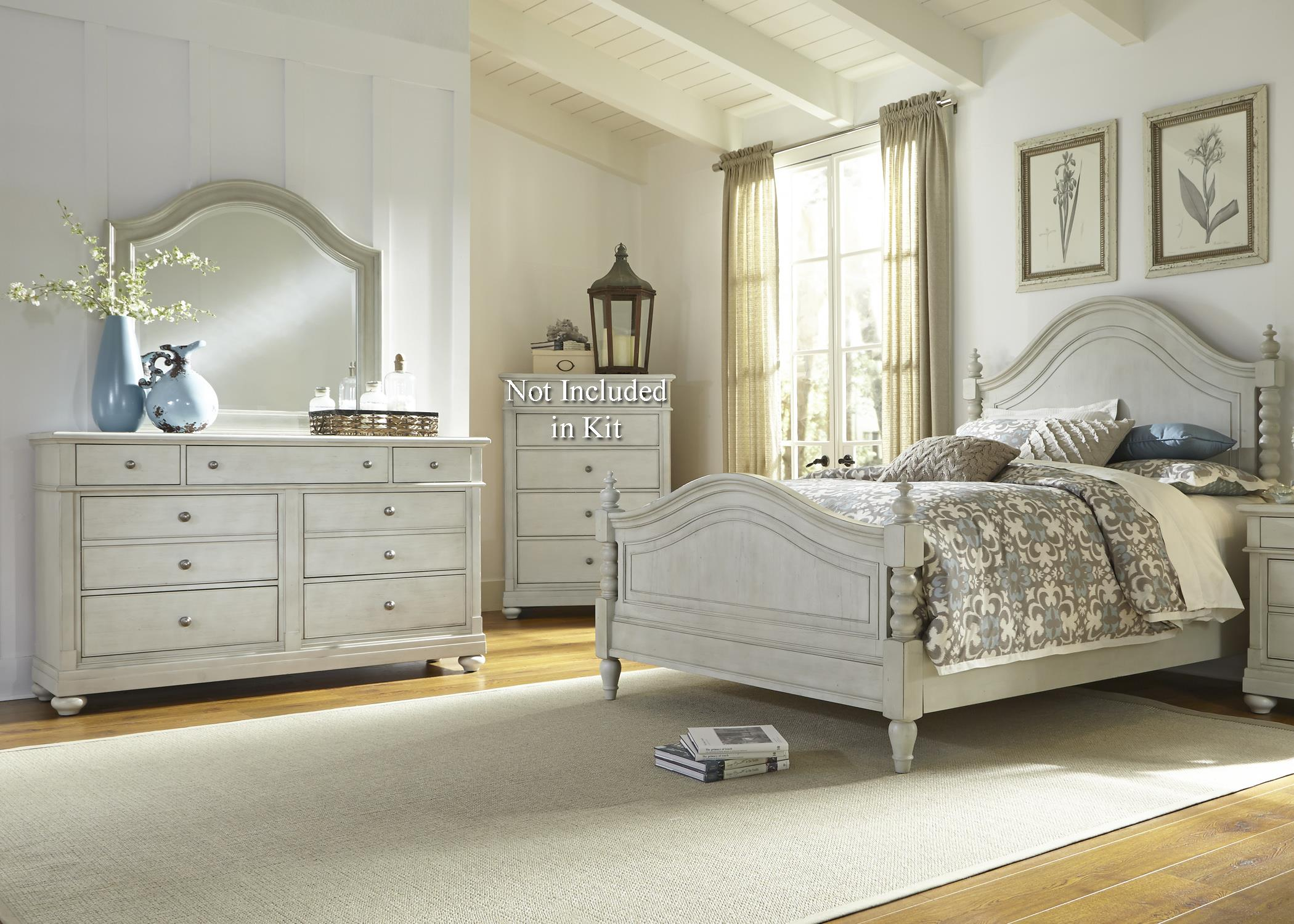 king poster bedroom groupliberty furniture  wolf and