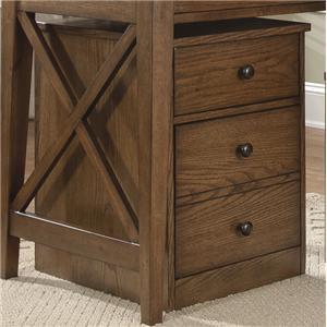 Vendor 5349 Hearthstone Mobile File Cabinet