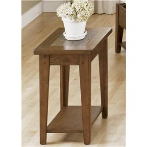 Liberty Furniture Hearthstone Chairside Table