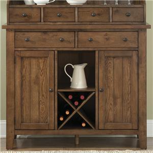 Liberty Furniture Hearthstone Server