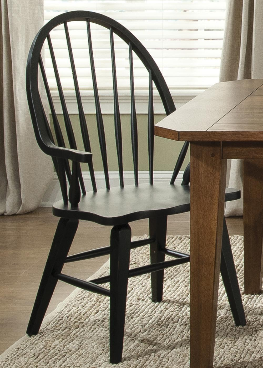windsor chair with arms windsor back arm chair by liberty furniture wolf and 22157 | products%2Fliberty furniture%2Fcolor%2Fhearthstone 816253672 482 c1000a b0