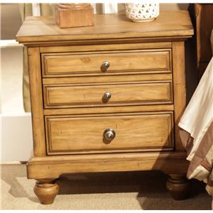 Liberty Furniture High Country Nightstand