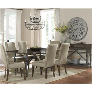 Liberty Furniture Ivy Park Dining Room Group