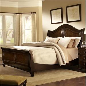 Liberty Furniture Kingston Plantation Queen Sleigh Bed