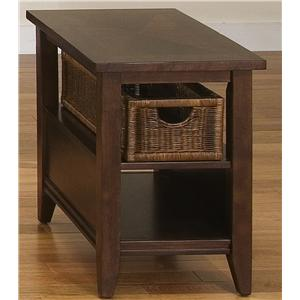 Vendor 5349 Lakewood Basket End Table