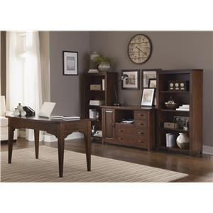 Liberty Furniture Leyton 4 Piece Desk Set