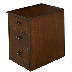 Two-Drawer Mobile File Cabinet