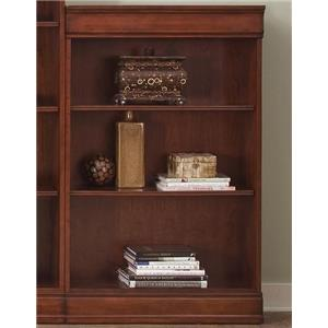 Transitional Jr Executive 48 Inch Bookcase