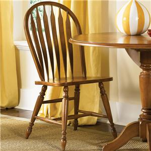 Liberty Furniture Low Country Windsor Back Side Chair