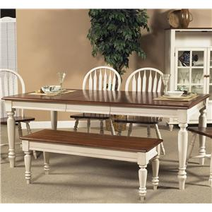 Country Dining Room Sets - Home Design Ideas