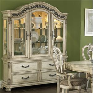 Liberty Furniture Messina Estates II China Cabinet