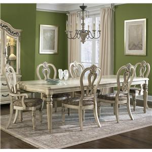 Liberty Furniture Messina Estates II 7 Piece Dining Set