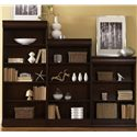 Liberty Furniture Louis Jr. Bookcase - Item Number: 101-HO3048+3060+3072