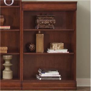 "Liberty Furniture Louis Jr Executive 48"" Bookcase"