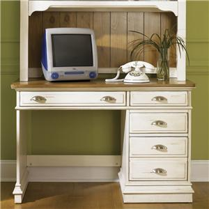 Vendor 5349 Ocean Isle  Single Pedestal Student Desk