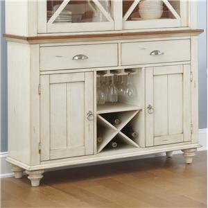 Two Door, Two Drawer Dining Buffet