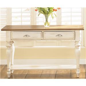 Liberty Furniture Ocean Isle  Sofa Table