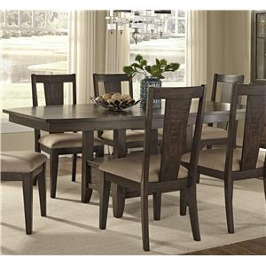 Liberty Furniture Patterson Storage Pedestal Table