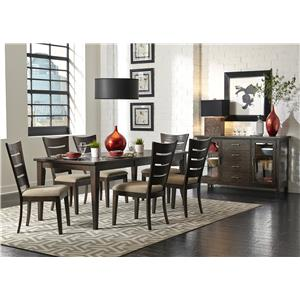 Vendor 5349 Pebble Creek Casual Dining Room Group
