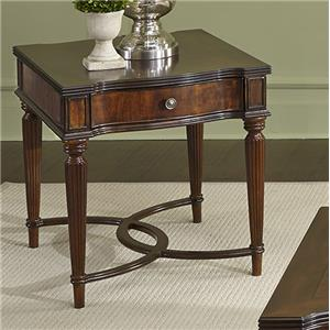 Liberty Furniture Regent Park End Table