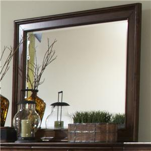 Liberty Furniture Rustic Traditions Landscape Mirror