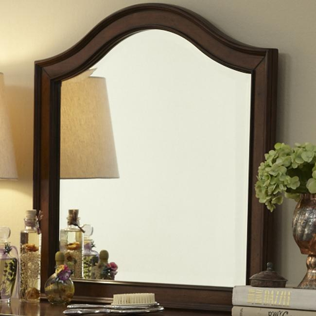 Vanity Deck Arched Mirror