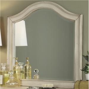 Vanity Deck Arched Mirror