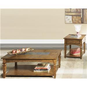 Liberty Furniture Sante Fe 3-Piece Table Set