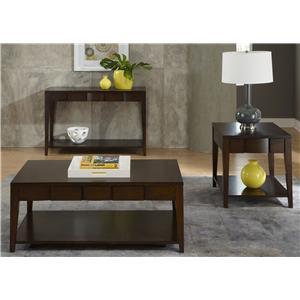 Liberty Furniture Saxton 3 Piece Set