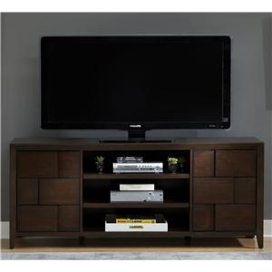 Liberty Furniture Saxton Entertainment TV Stand
