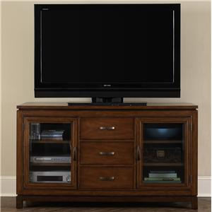 Liberty Furniture Shadow Valley Entertainment TV Stand